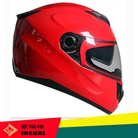 High quality red safety helmet red motorcycle helmet for sale