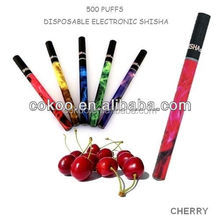 Fantastic Colorful Fruit Flavor E Shisha Pen Disposable E Hookah E Shisha Pen in 800puff