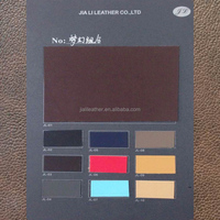 Latest Design Dull Polish Plain Yangbuck PU Synthetic Leather For Ipad Case Cover