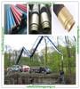 Best quality wear resistant high pressure concrete hose