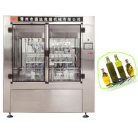 China automatic sunflower oil filler