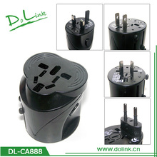 4 in 1 multifunction power adapter can be used in Europe/America/Australia/England