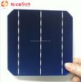 6 * 6 de alta eficiência mono célula solar