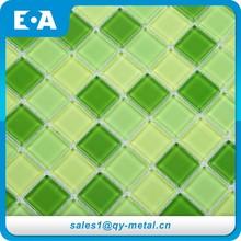 Modern Home Decor Bathroom Flooring Bar Code 3D Glass Tile