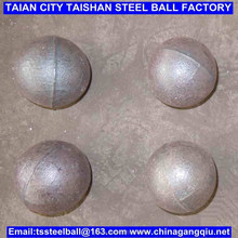 Forged and Casting Grinding Steel Ball for Ball Mill Grinding and Gold Mine Copper Mine