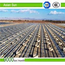 1 MW solar power energy system brackets