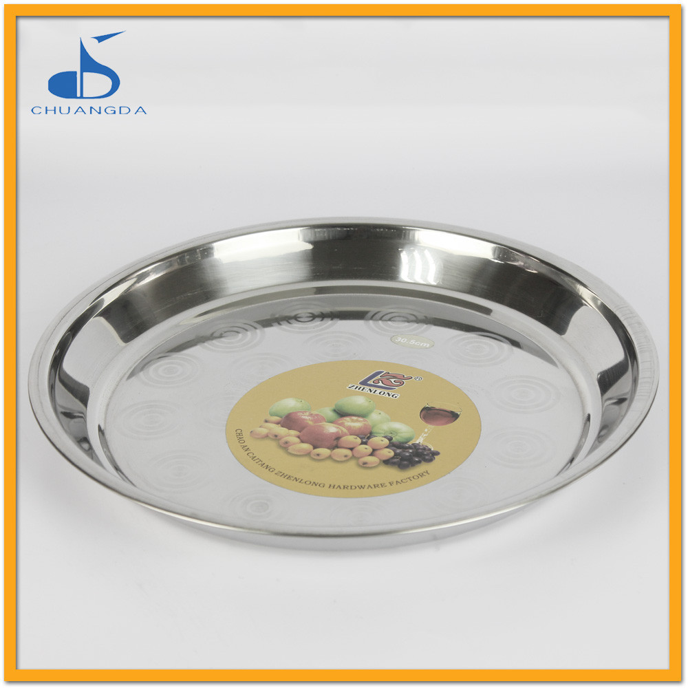 Stainless Steel Dinnerware Charger Plates Wholesale Buy Charger Plates Whol