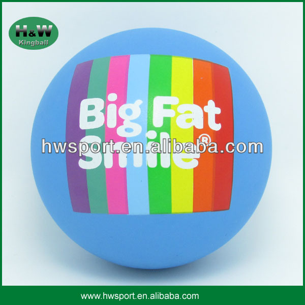 promotional rubber high bounce handball