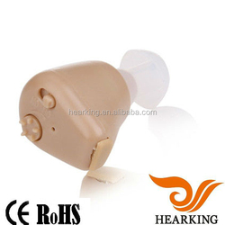 2015 Chinese Cheap Price rechargeable ITE rexton/phonak hearing aids