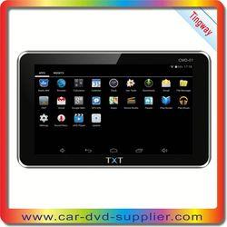 Latest Car Multimedia Device Support AV-IN DVR WIFI VSA FM digital camera navigation gps