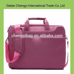 600D polyester waterproof sling laptop bag