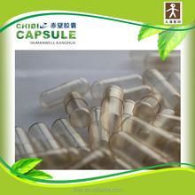 Pure collagen capsules