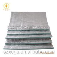 PE Foam Insulation Board / Foil Backed PE Foam Thermal Insulation / Foil Foam Insulation