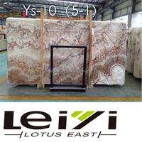 Lotus East Chinese xiamen luxury marble rainbow onyx pakistan stone