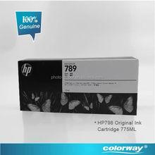 Hot- Original HP Ink Cartridge HP789 inkjet printer ink for HP Designjet L25500 printer