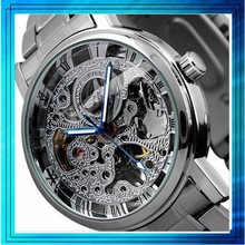 Customized for Luxury Brand Winner Automatic Mechanical Wristwatch Metal Case Business Watch Man Sport Watches case /cover