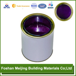 professional glass glitter wall coating paint for glass mosaic producer