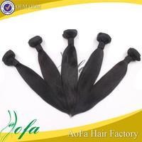 3 bundle brazilian hair pack hair kids ponytail hair extension