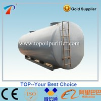 Transformer oil Diesel fuel storage tank with optional capacity from 1000 liters to above 30000 liters