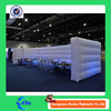 2014 TOP commercial square shape led inflatable wall for advertisement & exhibition