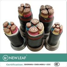 Low Voltage Type and XLPE Insulation Material ABC cable