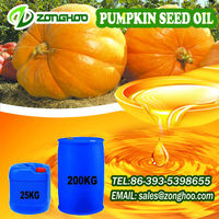 100% organic pumpkin seed oil for manufacture