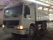 2015 NEW type sinotruk howo dump truck white color for sale