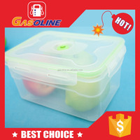 Excellent cheapest plastic attached-lid storage containers