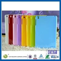 C&T Fashion new latest colorful tpu case back cover skin for apple ipad pro