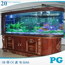 PG European Bullet Style Aquarium Tank Product