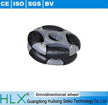 ISO 9001:2008 certification approved heavy omni wheels made in china hot in 2015