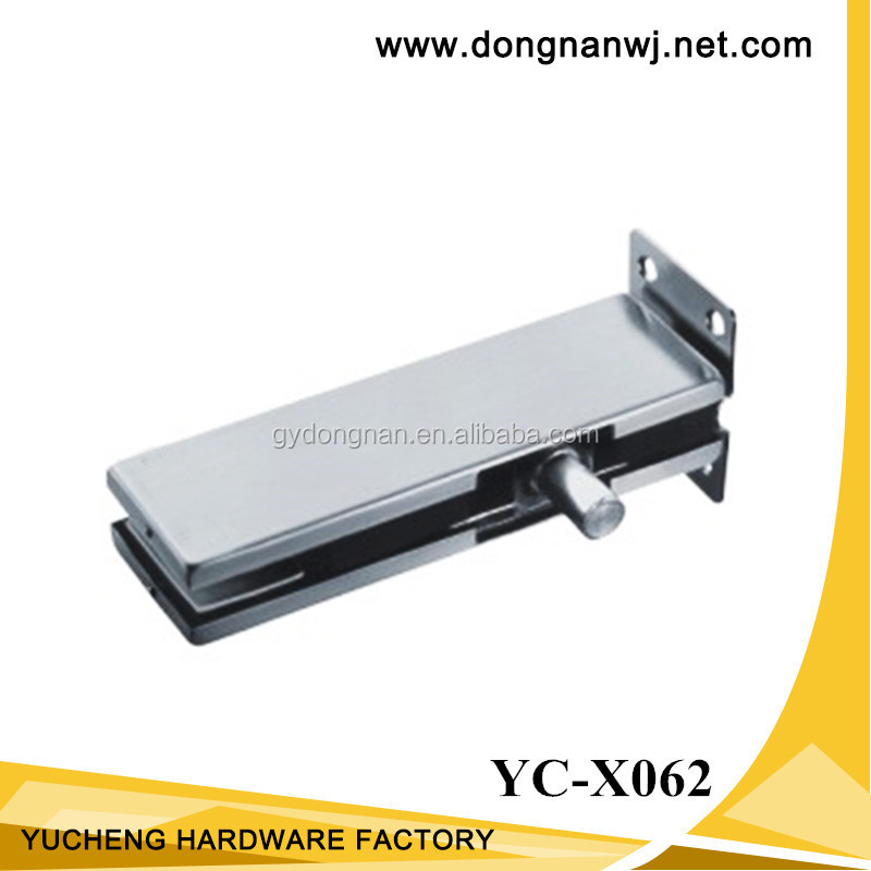 Top patch fitting for glass door buy top patch fitting glass door - Stainless Steel High Quality Glass Door Patch Fitting Yc