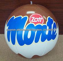 Balón de playa hinchable