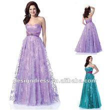 2012 New style light purple shining sequin patterns bridesmaid dress 239