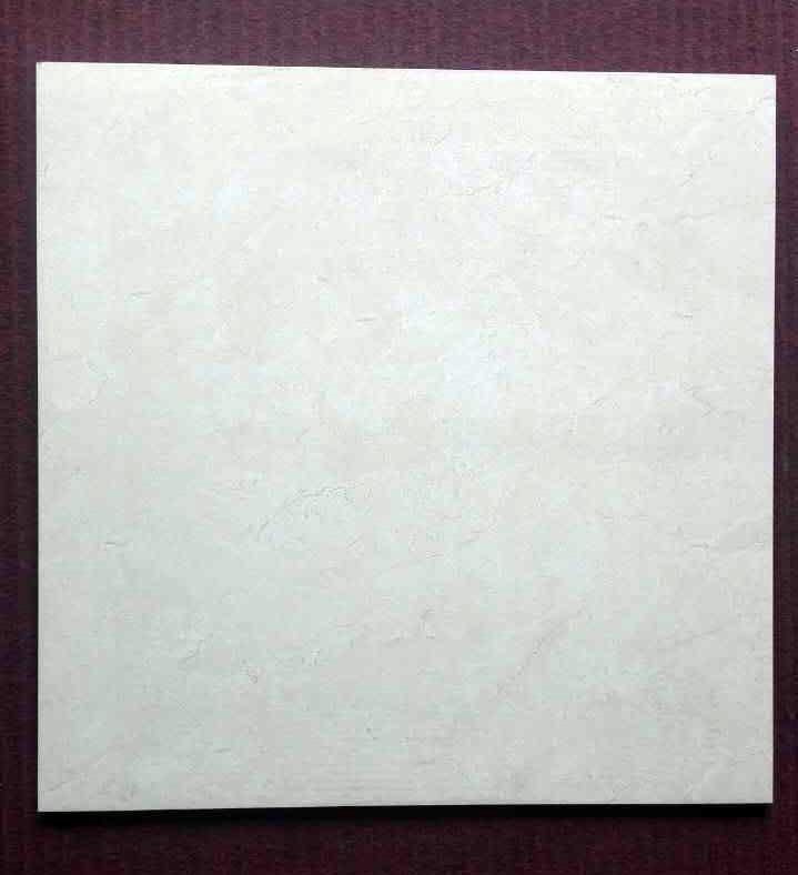 حجم 24x24 بلاطالخزف المصنوعة في الصين، كريم مارفيل الاسبانية بلاط البورسلين أرضيات، يشبه الرخام بلاط البورسلين