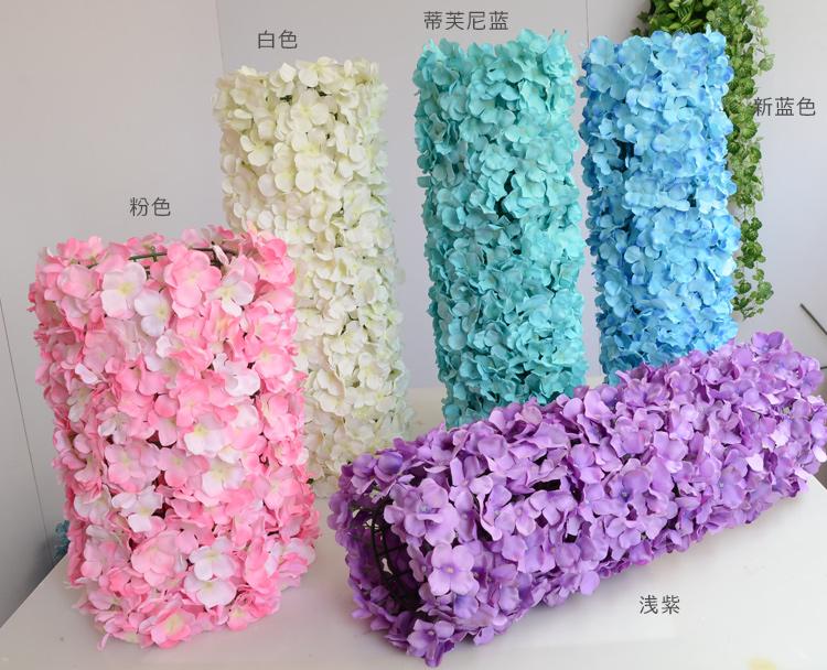 shuyi gros pas cher fleur artificielle mur toile de fond. Black Bedroom Furniture Sets. Home Design Ideas