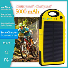 2015 New Solar Mobile Phone Charger,Mobile Solar Charger,Solar Mobile Charger 5000mah Battery Charger for Mobile Phone