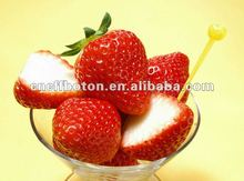 strawberry flavour for dairy products