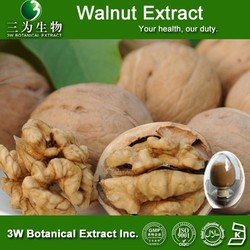 High Quality Walnut Extract , Walnut Extract Powder 4:1,10:1