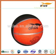 official size and weight 12 pannels basketballs