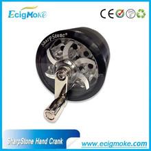 Free OEM service available China manufacturer wholesale sharpstone grinders herb grinder weed grinder