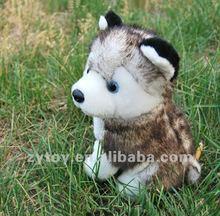 2014 Best selling Lovely funny customized dog stuffed plush animal toys