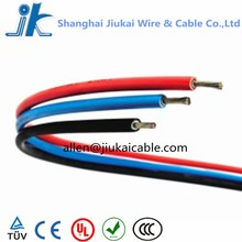 TUV approved PV1-F Solar Cables one/two core ac & dc solar cable 16mm