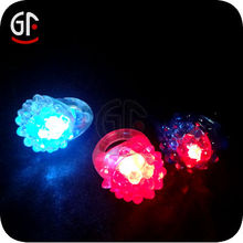 Small Novelty Items Blinking Gold Crown Led Ring Pcb