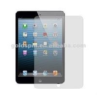 Manufacturer!! New Arrival!! Clear Screen Protectors For Mini Ipad Screen Ward/Guard