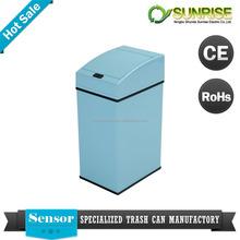 Recycling 6L trash can plastic trash can injection molding trash bin