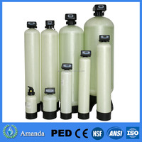 FRP Vessels softener systems/ion exchange resin softener systems