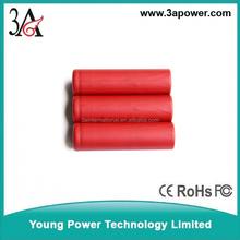 sanyo 18500/18490 3.7v lithium battery 1600mAh Camera Digital Camera Battery