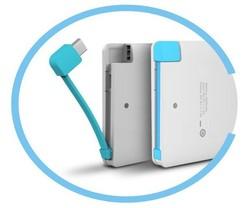 2015 Mobile Power Bank 5000mah powerbank portable charger external Battery 5000 mah Backup powers mobile power bank