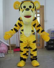 adult Tiger Character/Mascot/Animal Costume